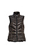 Quilted Zip Up Light Down Vest Thumb 1