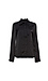 Vero Moda Neck Tie Long Sleeve Satin Top Thumb 1
