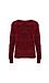 V-Neck Novelty Sequins Sweater Thumb 2