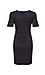 Short Sleeve Rib Knit Dress Thumb 2