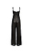 Sleeveless Lurex Jumpsuit Thumb 2