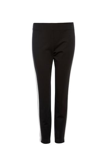 Marion Side Stripe Slim Leg Pant Slide 1