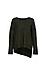 Asymmetrical Hi-Low Sweater Thumb 1