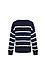 Striped Crew Neck Sweater Thumb 2