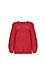 Velvet by Graham & Spencer Balloon Sleeve Boucle Sweater Thumb 1