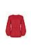 Velvet by Graham & Spencer Balloon Sleeve Boucle Sweater Thumb 2