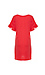 Velvet by Graham & Spencer Ruffle Sleeve Tee Dress Thumb 2
