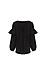 Velvet by Graham & Spencer Ruffled Long Sleeve Linen Top Thumb 2