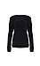 Vero Moda Round Neck Mixed Media Sweater Thumb 1