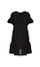 Velvet by Graham & Spencer Paneled Ruffle Linen Dress Thumb 2