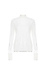 Vero Moda High Neck Lace Top Thumb 1