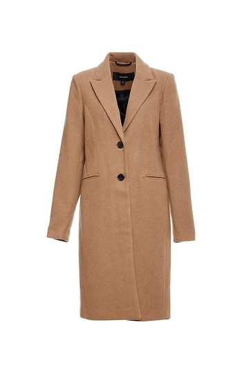 Vero Moda Long Wool Coat Slide 1