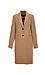 Vero Moda Long Wool Coat Thumb 1
