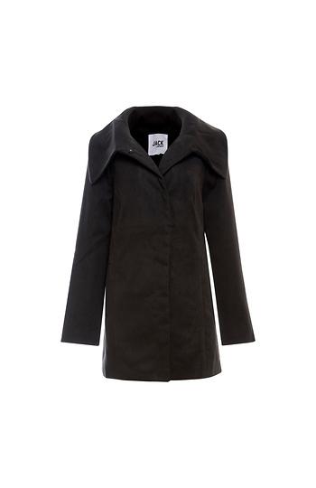 Jack by BB Dakota Oversized Collar Coat Slide 1