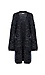 Mystree Open Front Speckled Long Cardigan Thumb 1