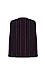 BCBGeneration Stripe Cape Jacket Thumb 2