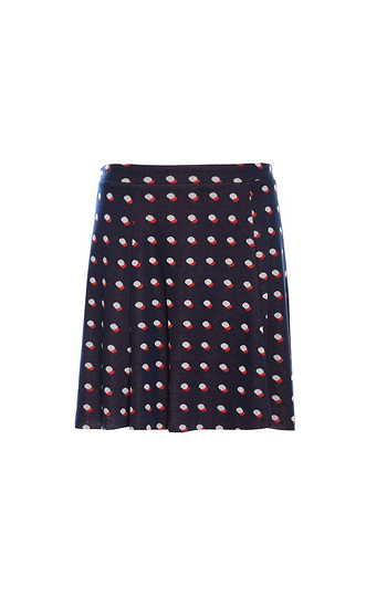 BCBGeneration A-line Knit Skirt Slide 1