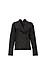 BCBGeneration Asymmetric Zip Jacket Thumb 1