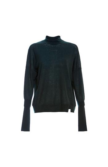 J Brand Mock Neck Sweater Slide 1
