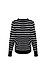 Contrast Stripes Sweater Thumb 2