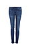 Vervet Mid Rise Distressed Ankle Skinny Thumb 1