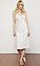 Hana Striped Slip Dress Thumb 1