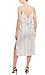Hana Striped Slip Dress Thumb 3