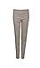 Marie Plaid Slim Leg Pant Thumb 1