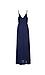 Sleeveless Faux Wrap Maxi Dress Thumb 2