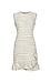 Rebecca Taylor Sleeveless Tweed Ruffle Dress Thumb 1