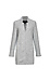 Vero Moda Lightweight Brushed 3/4 Length Coat Thumb 1