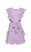Flutter Sleeve Ruffled Dress Thumb 1