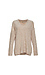 Mystree V-Neck Dropped Shoulder Sweater Thumb 1