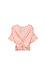 Back Knot Checkered Top Thumb 2