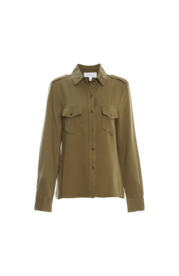 Riley Utility Button Up Shirt Slide 1