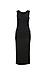 Crisscross Back Bodycon Dress Thumb 1