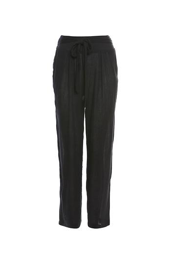 Crinkled Tapered Pants Slide 1