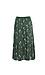 Floral Pleated Midi Skirt Thumb 2