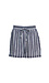 Striped Drawstring Short Thumb 1