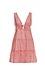 WAYF Leanne Ruffle Hem Mini Dress Thumb 1