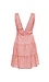 WAYF Leanne Ruffle Hem Mini Dress Thumb 2
