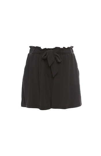 BB Dakota Modal Tie Waist Shorts Slide 1