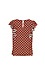 Short Sleeve Polka Dot Top Thumb 2