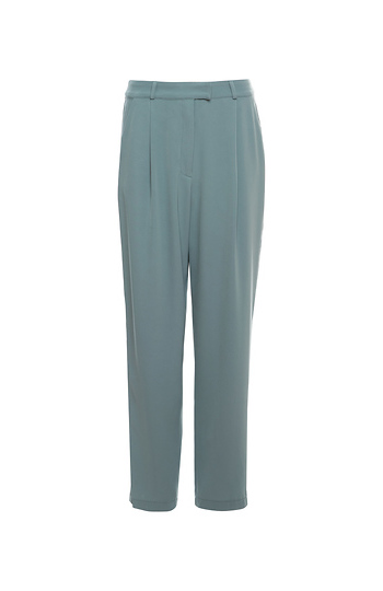 Pleated Front Trouser with Pockets Slide 1