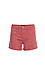 Just Black High Rise Cargo Fray Hem Short Thumb 1