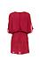 V-Neck Elastic Waist Dress Thumb 2