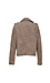 KUT from the Kloth Faux Suede Open Front Jacket Thumb 2