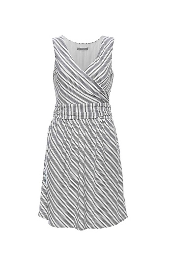 Tart Collections A-line Striped Dress Slide 1