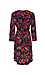 Beach Lunch Lounge Printed Neck Tie Dress Thumb 2
