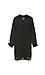 B Collection by Bobeau Yvonne V-Neck Ruffle Dress Thumb 1
